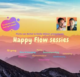 Happy Flow sessies