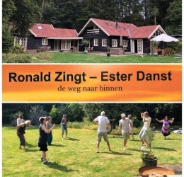 Ronald zingt, Ester danst Living Truth weekend