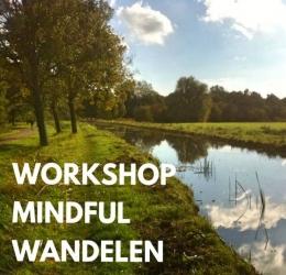 Workshop Mindful Wandelen