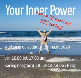 Spirituele agenda - Your Inner Power workshop in Den Haag