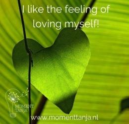 Online Healing Moment Liefde voor je Zelf