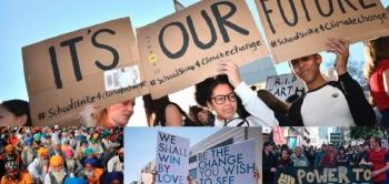 People Power wereldwijd – dé sleutel voor verandering