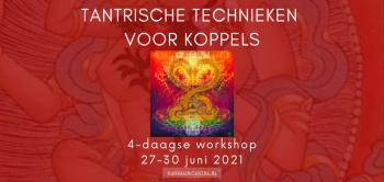4-daagse Workshop Tantrische Technieken voor Koppels